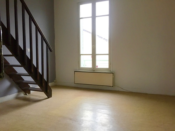 Drancy Economie - Immeuble (3 appartements F2)